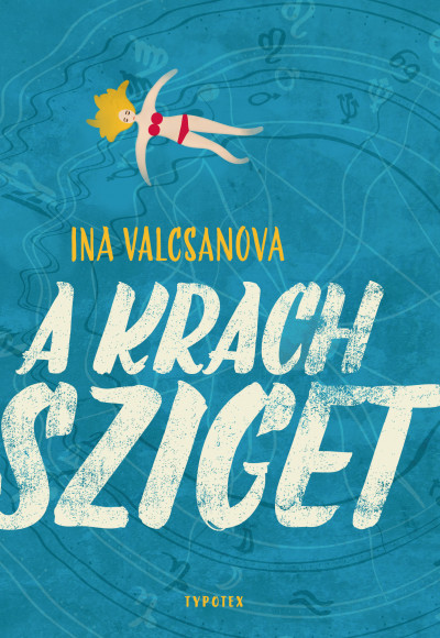 A Krach sziget Book Cover