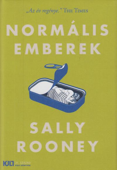 Normális emberek Book Cover