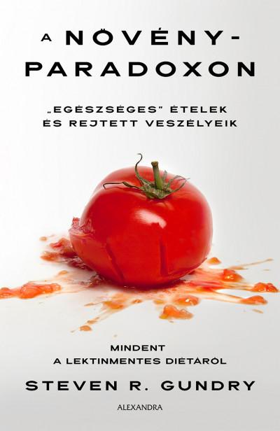 A növényparadoxon Book Cover