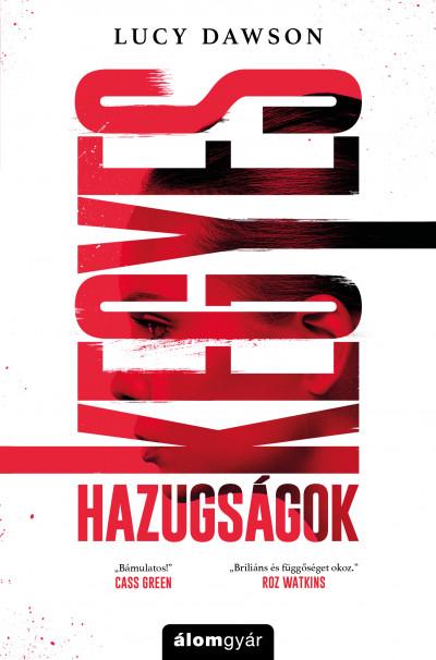 Kegyes hazugságok Book Cover