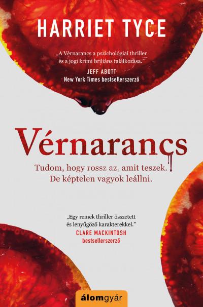 Vérnarancs Book Cover
