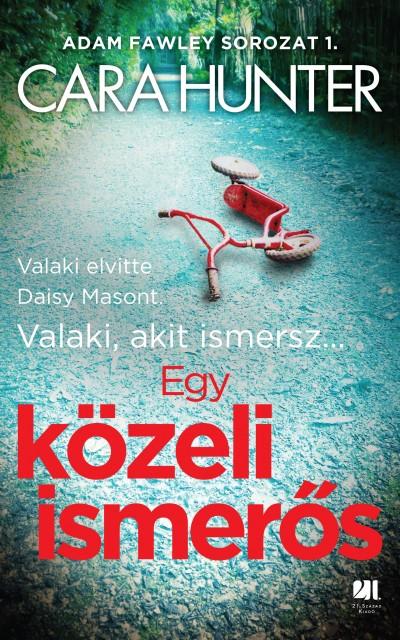 Egy közeli ismerős Book Cover