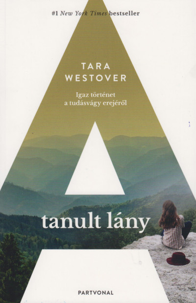A tanult lány Book Cover