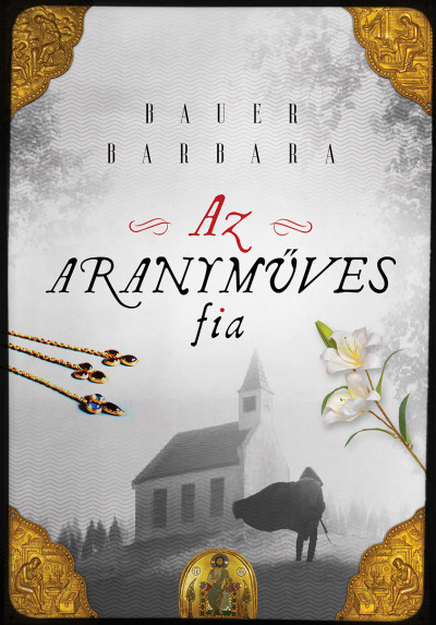Az aranyműves fia Book Cover