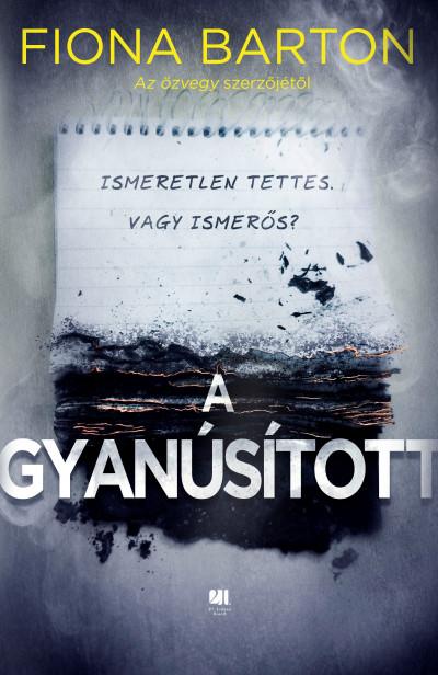 A gyanúsított Book Cover