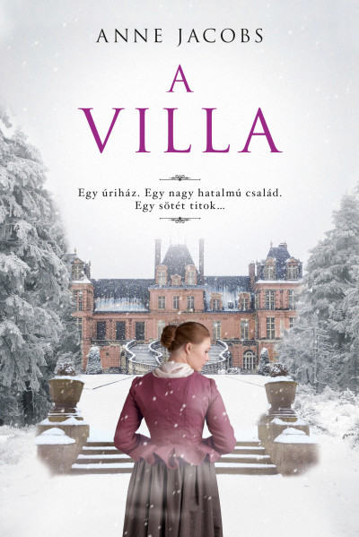 A villa Book Cover