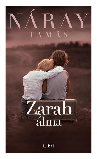 Zarah álma Book Cover