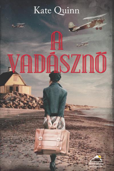 A vadásznő Book Cover