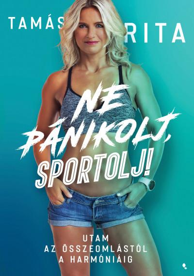 Ne pánikolj, sportolj! Book Cover