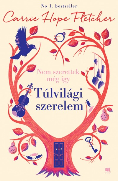 Túlvilági szerelem Book Cover