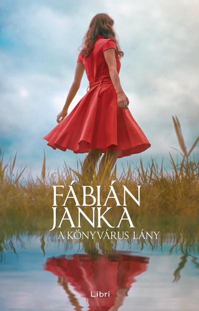 A könyvárus lány Book Cover