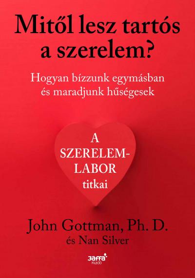 Mitől lesz tartós a szerelem? Book Cover
