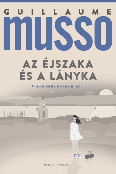 Az éjszaka és a lányka Book Cover