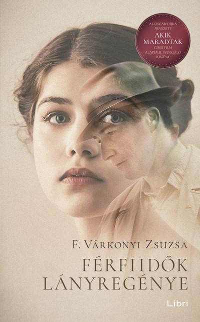 Férfiidők lányregénye Book Cover