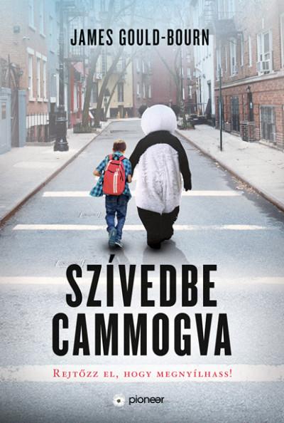 Szívedbe cammogva Book Cover