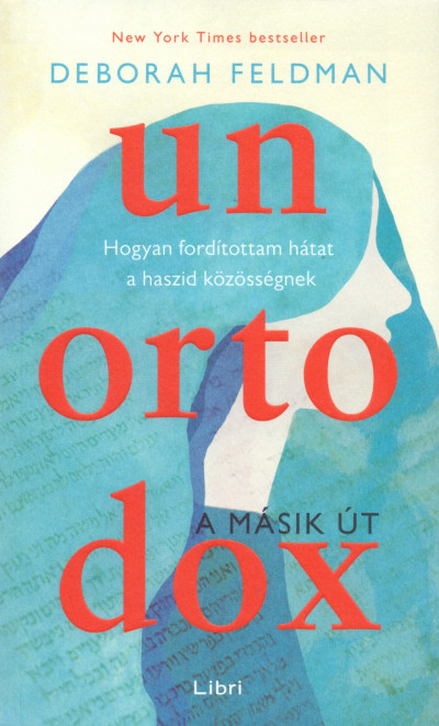 Unortodox Book Cover