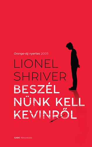 Beszélnünk kell Kevinről Book Cover