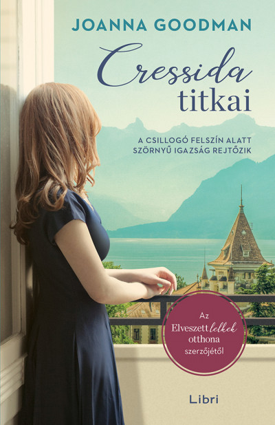 Cressida titkai Book Cover