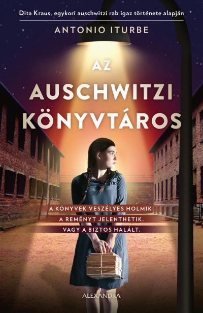 Az auschwitzi könyvtáros Book Cover