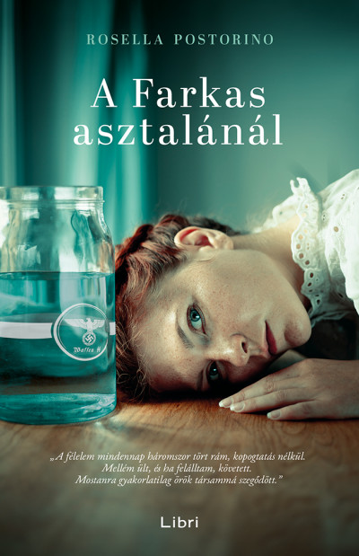 A Farkas asztalánál Book Cover