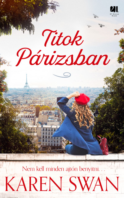 Titok Párizsban Book Cover