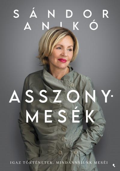 Asszonymesék Book Cover