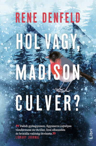 Hol ​vagy, Madison Culver? Book Cover