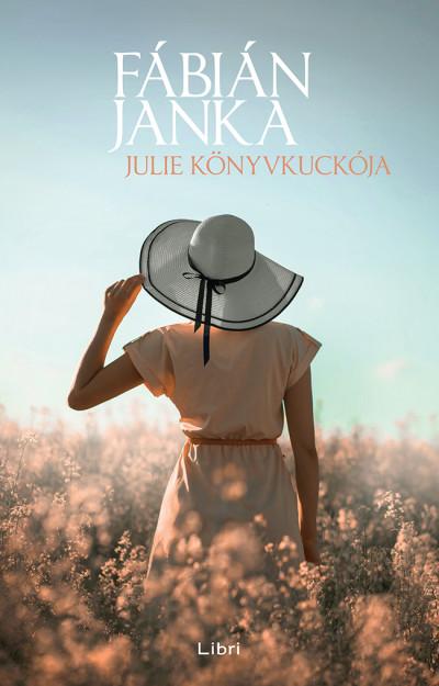 Julie Könyvkuckója Book Cover