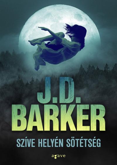 Szíve helyén sötétség Book Cover