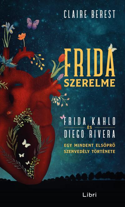 Frida szerelme Book Cover