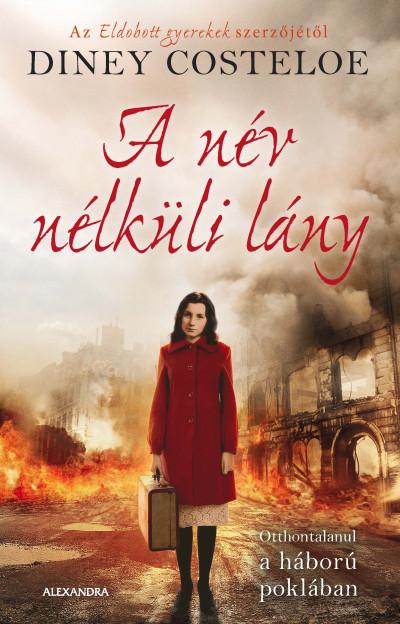 A név nélküli lány Book Cover