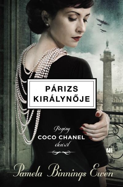 Párizs királynője Book Cover