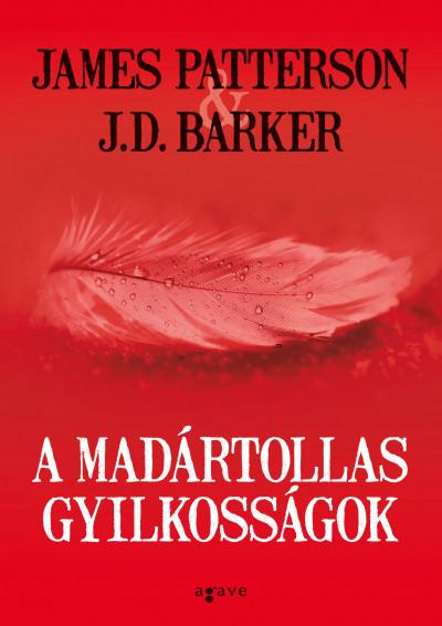 A madártollas gyilkosságok Book Cover