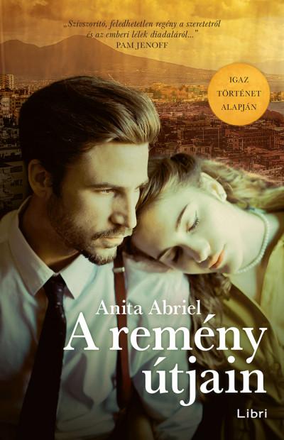 A remény útjain Book Cover
