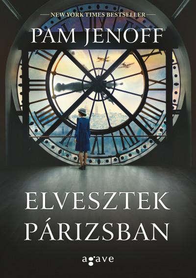 Elvesztek Párizsban Book Cover