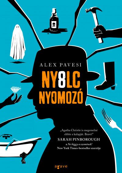 Nyolc nyomozó Book Cover