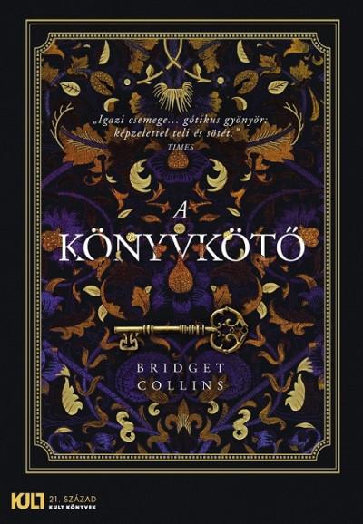 A könyvkötő Book Cover