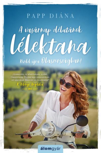 A vasárnap délutánok lélektana Book Cover