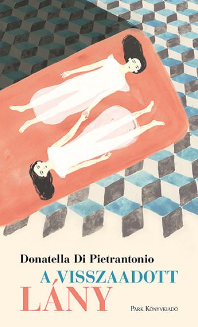 A visszaadott lány Book Cover