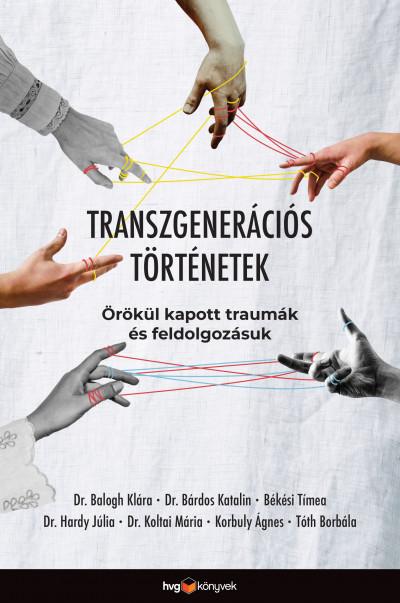Transzgenerációs történetek Book Cover