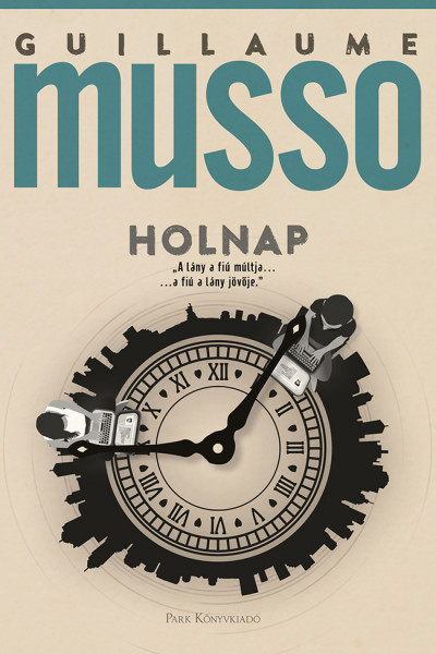 Holnap Book Cover