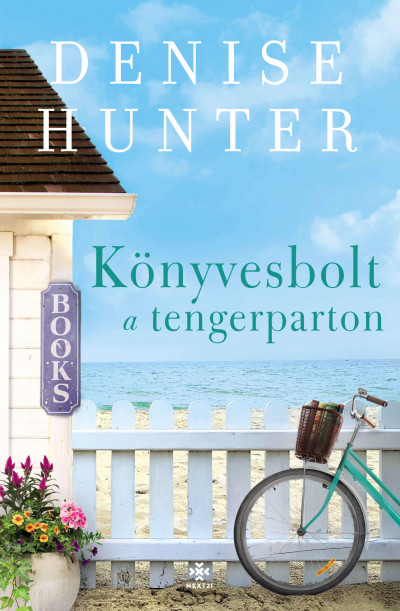 Könyvesbolt a tengerparton Book Cover