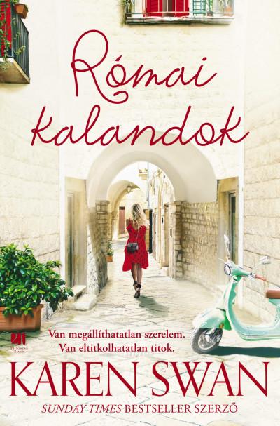 Római kalandok Book Cover